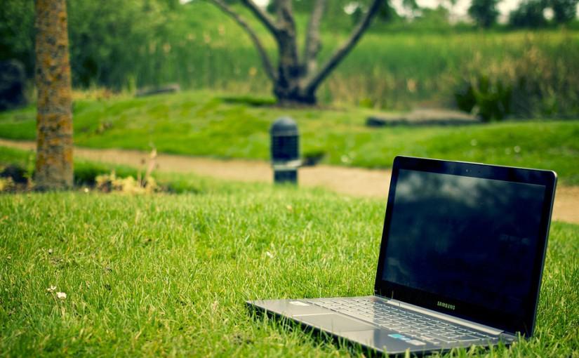 Arbeta via webben