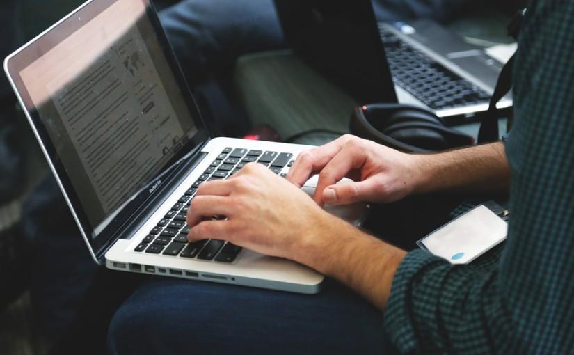 Enträget arbete med webbplatser