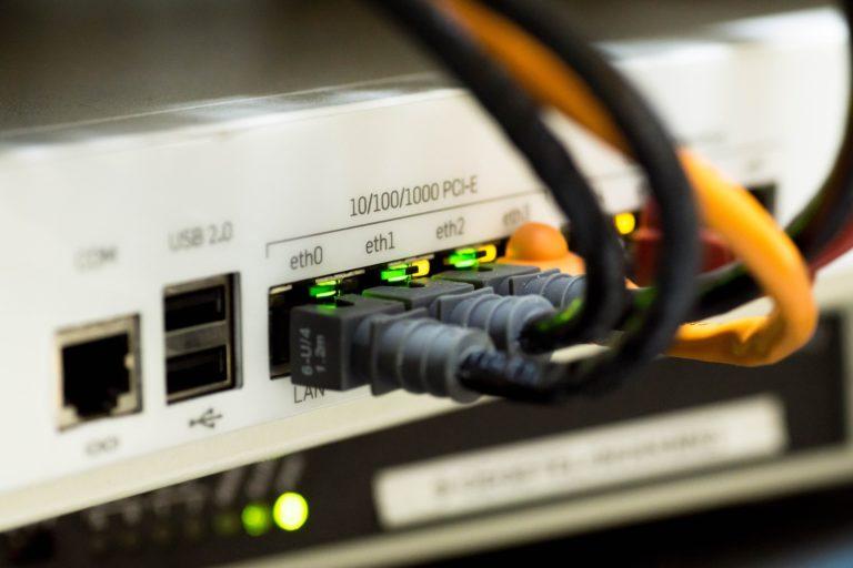 webbhotell nätverk